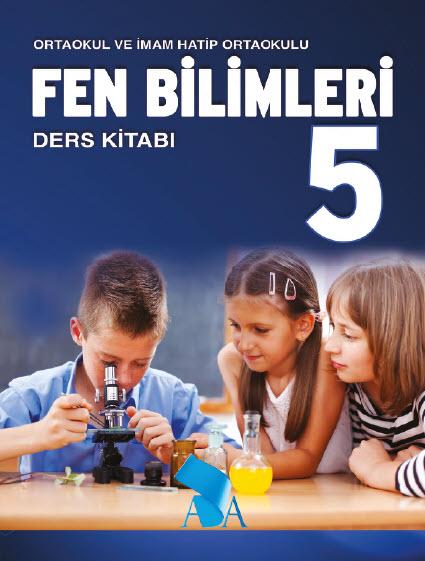 2018-2019 5. Sınıf Fen Bilimleri Ada Yayınları Ders Kitabı
