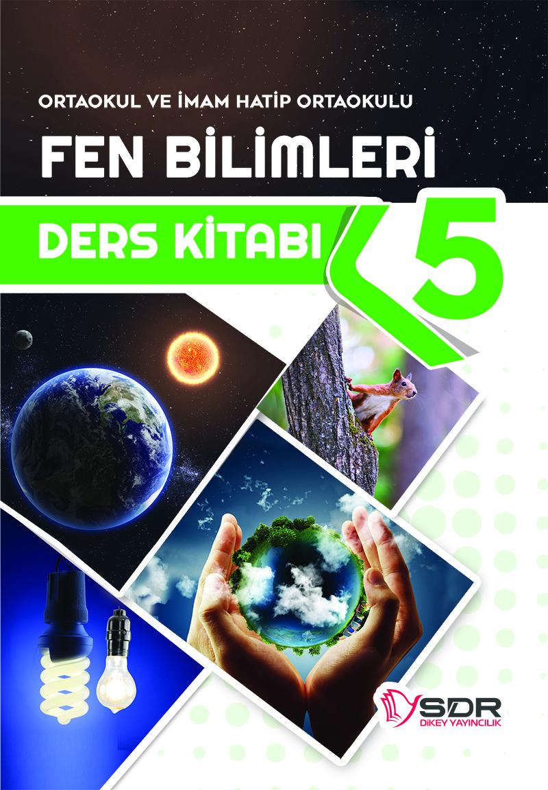 5. Sınıf Fen Bilimleri Ders Kitabı (2019/20)-SDR Dikey Yayıncılık