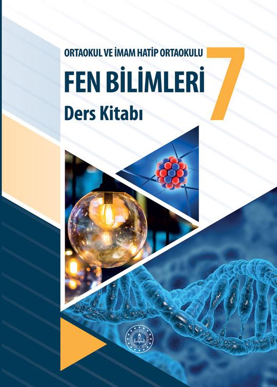 7. Sınıf Fen Bilimleri Ders Kitabı (2019/20)-MEB Yayıncılık